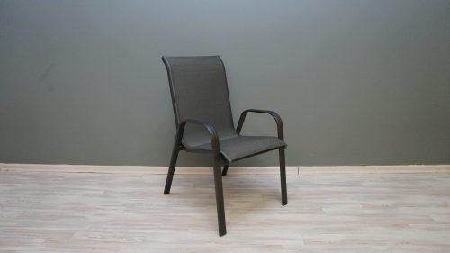 כסא אלומיניום נועם אפור