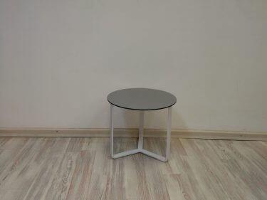 שולחן צד ניו אקספרט לבן