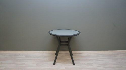 שולחן נעמה 74 אפור פחם