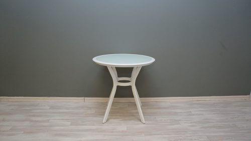 שולחן נעמה 74 לבן