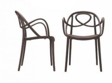 כסא טוויסטר עם ידיות