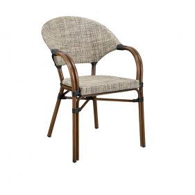 כסא פריז צבע טבעי
