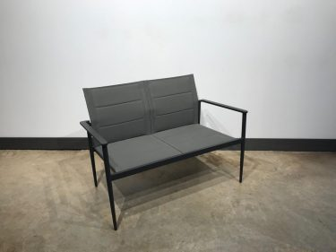 ספה דו מושבית דגם ניו אקספרט - צבע אפור