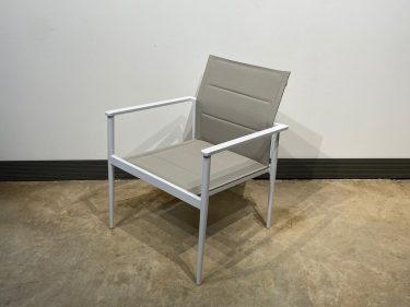 כורסא לגינה דגם ניו אקספרט - צבע לבן