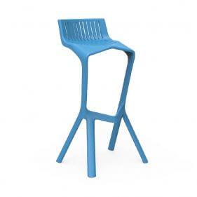 כסא בר פלסטיק - פליי