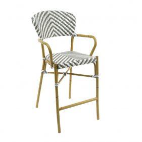 כסא בר זברה בז'