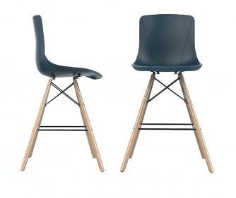 כסא בר מאיה רגלי עץ