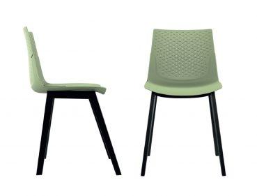 כסא טרקס רגלי מתכת