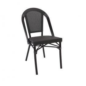 כסא צ'סטר צבע שחור