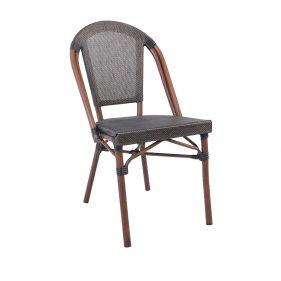 כסא צ'סטר חום