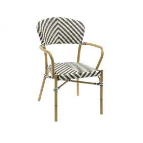 כסא זברה בז'