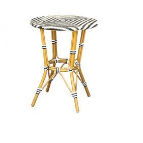 שולחן זברה בז'