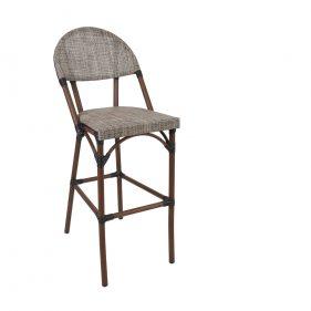 כסא בר צ'סטר צבע טבעי