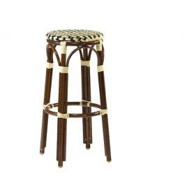 כסא בר טורונטו חום כהה