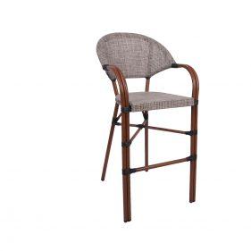 כסא בר פריז טבעי