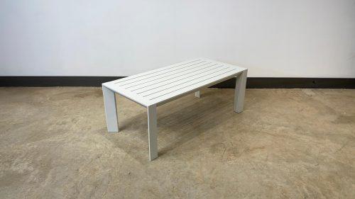 שולחן קפה פנמה לבן