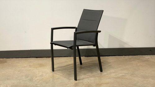 כסא ארטי אפור פחם