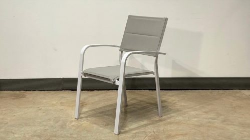 כסא דונה לבן