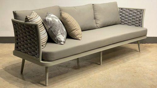 ספה תלת מושבית רופ בז'