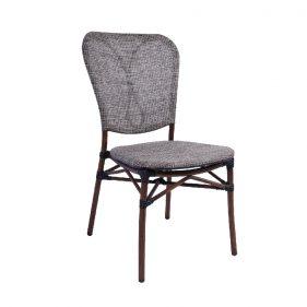 כסא רובר בלי ידיות טבעי